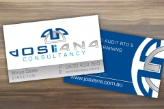 josiiana-business-cards