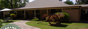 APAP Events Website Design Rockhampton The Rockhampton Heritage Village Website Preview