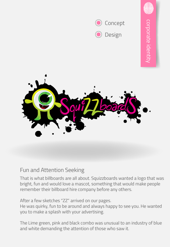 APAP Events Event Management and Graphic Design Rockhampton Squizzboards Custom Logo Design