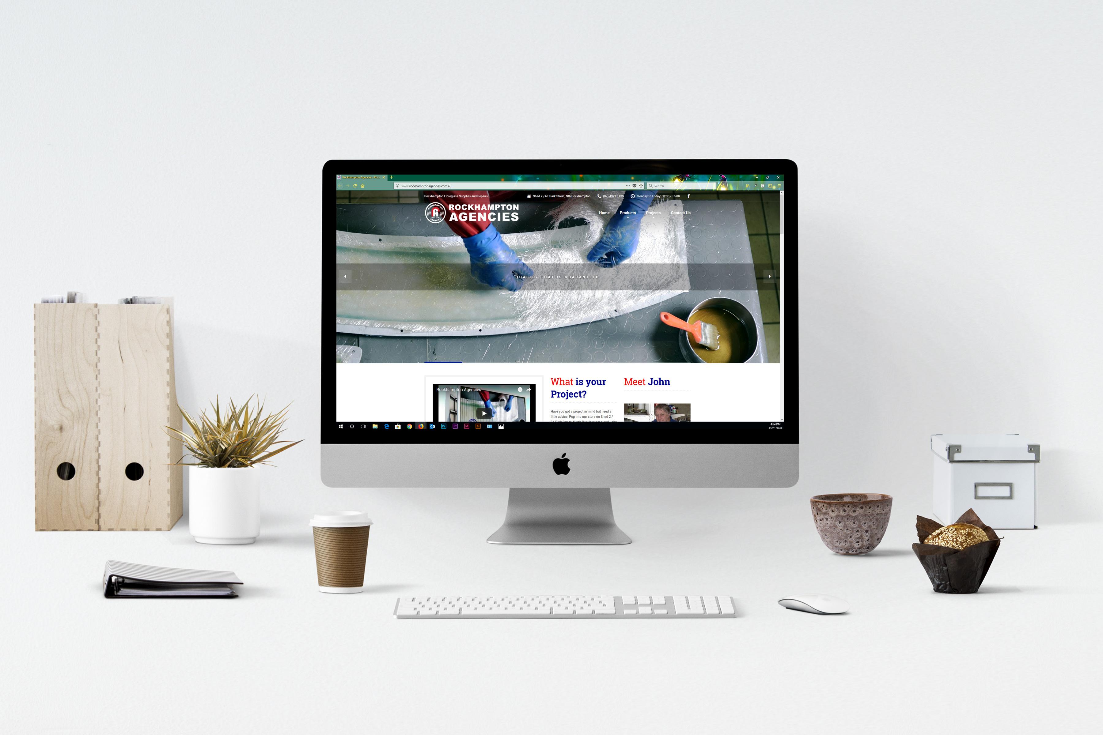 APAP Events Event Management and Graphic Design Rockhampton Rockhampton Agencies Website Preview