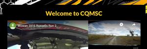 APAP Events Website Design Rockhampton CQMSC Website Preview