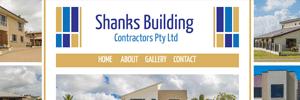 APAP Events Website Design Rockhampton Shanks Building Website Preview